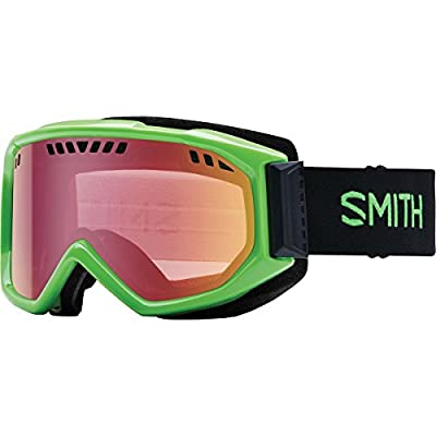 Smith Scope Goggles Reactor/Red Sensor Mirror, One Size