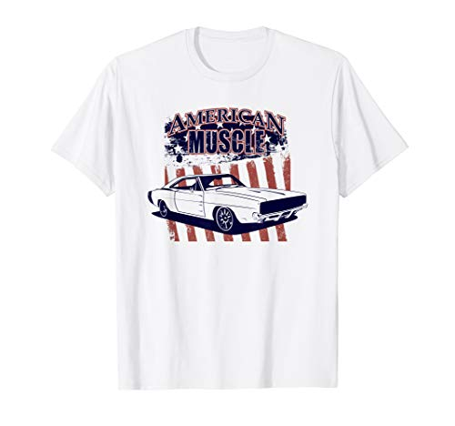 (American Muscle Car T-Shirt)