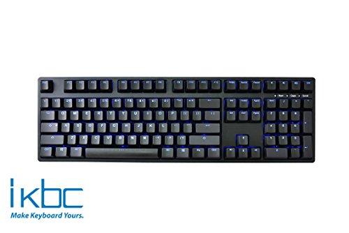 iKBC TD108 (Cherry MX Brown, Black)