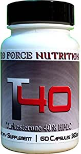 Amazon.com: T40 Mass Factor Turkesterone Pure Ajuga