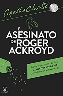 El asesinato de Roger Ackroyd par Christie
