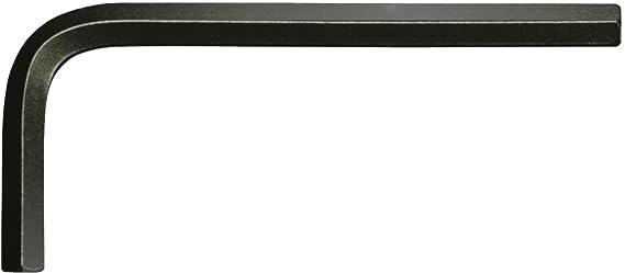 B/ÁSICO dominante de la llave hexagonal de 0,9 mm KS Tools 151.26009 corto