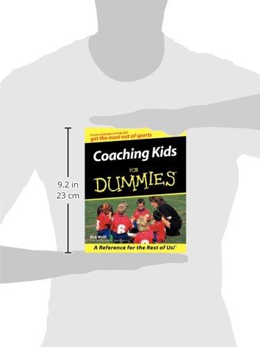 Coaching Kids For Dummies: Rick Wolff: 9780764551970: Amazon ...