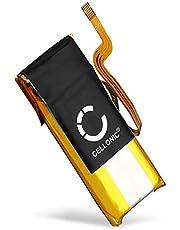 CELLONIC® Akku kompatibel mit Apple iPod 5 Gen A1136 5.5 Gen A1136 iPod 6 Gen A1238 Classic iPod 7 Gen. A1238 Classic Late 2008 2009-604417 616-022 616-0230 616-0412 (450mAh) Ersatzakku Batterie