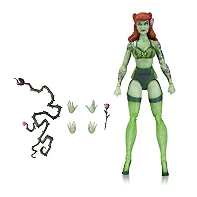 DC Collectibles Bombshells Poison Ivy Action Figure: Toys & Games