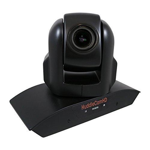 HuddleCamHD 3XA 3x Optical Zoom 1080p Camera with Mic, 72 Degree FOV Lens, Black by HuddleCamHD (Image #3)