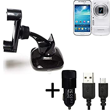 K-S-Trade® Top Set para Samsung Galaxy S4 Zoom Montaje ...
