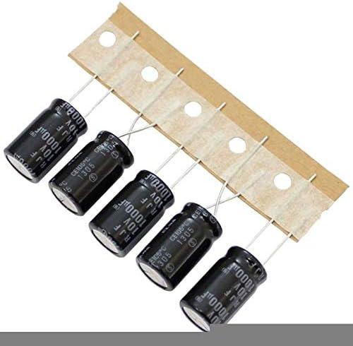 20x Elko Kondensator Radial 1000µf 10v 105 C Rjf 10v102mh4 T4 1000uf Beleuchtung