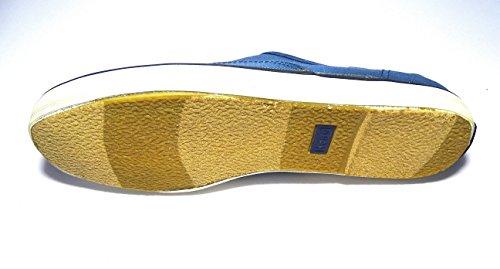 Keds Mujeres Champion Original Canvas Sneaker, Azul, ...