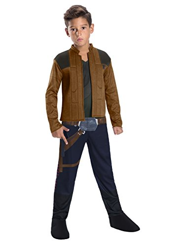 Rubie's Costume Co Unisex-Children Solo: a Star Wars Story Han Child's Costume