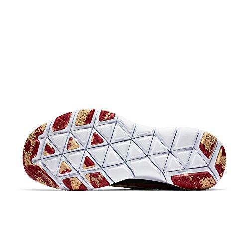 Nike Florida State Seminoles Vrije Trainer V7 Week Nul Collectie College Schoenen - Size Heren 9.5 M Ons