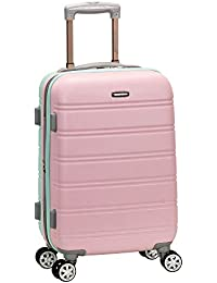 Melbourne Hardside Expandable Spinner Wheel Luggage, Mint, Carry-On 20-Inch