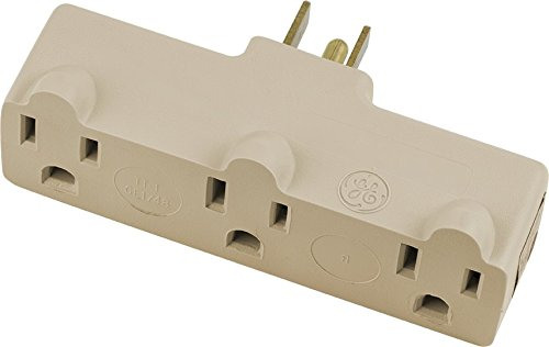 GE Heavy Duty 3 Outlet 54203