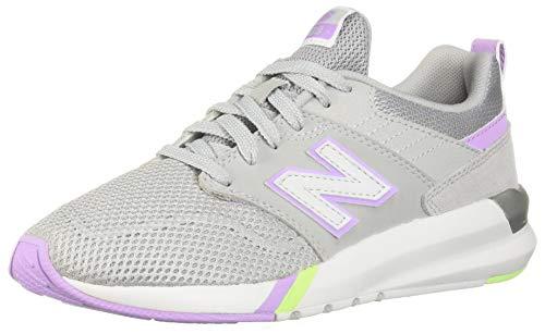 New Balance Women's 009v1 Lifestyle Shoe Sneaker, Grey, 9.5 W US
