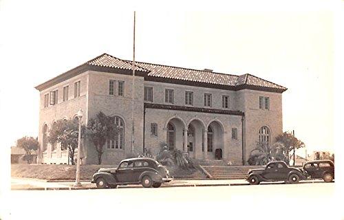 US Post Office Texas City, Texas postcard