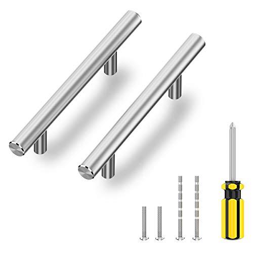 multiusos para frigor/ífico manilla para puerta corredera 2 blancos + 2 caj/ón DOITOOL Manijas rectangulares adhesivas auxiliares para puerta o ventana