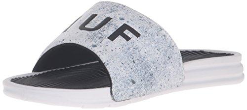 HUF Ciabatte Slide Asphalt Concrete CP63012-CONCR (9)