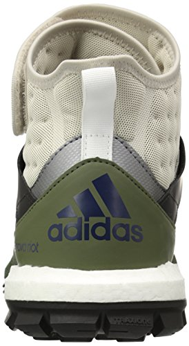 Adidas Performance Supernova Riot M Trail Runner Clear Brown/Black/Base Green
