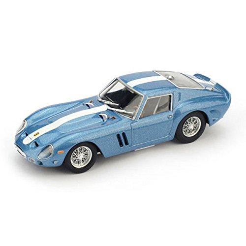 BRUMM BM0508-05 FERRARI 250 GTO 1962 BLU GENZIANA METAL CHASSIS 3387 GT 1:43