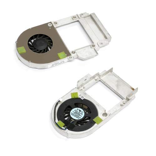 Ventilador compatible para ordenador PC portátil Dell Inspiron B130 dfb601005 m30t, ocasión garantía 1 año, Fan, note-x/DNX: Amazon.es: Informática