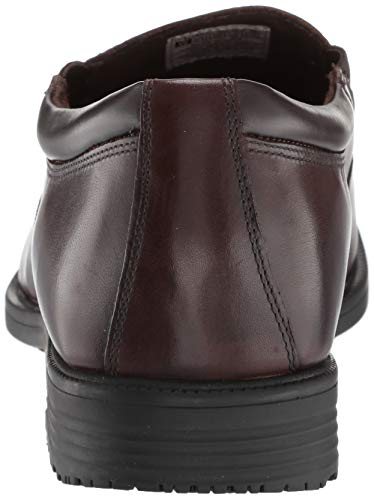 Rockport Men's Lead The Pack Slip On Loafer, Cocoa Brown, 9.5 W US by Rockport (Image #2)
