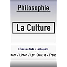 Philosophie - La Culture (French Edition)