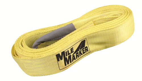 Mile Marker 19315 3″ x 15′ Recovery Strap