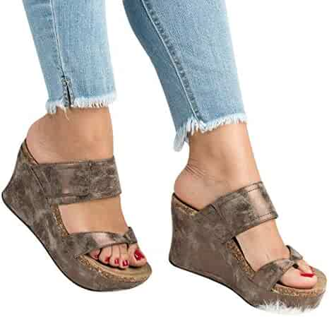 e2d0f5461d6cf Shopping Last 90 days - Silver or Brown - Shoes - Women - Clothing ...