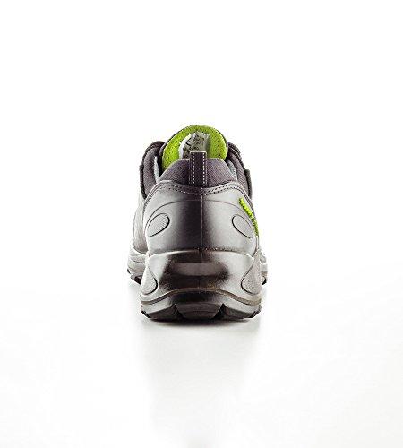 Sicherheitsschuhe S3 SRC HRO Trient Plus FLEXITEC schwarz - Schuhe EN ISO 20345 mit Durchtrittschutz S3 - Arbeitsschuhe wasserabweisend S3 - Gr. 38