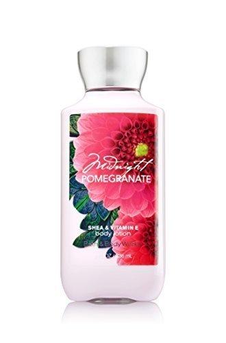 Price comparison product image Bath & Body Works Midnight Pomegranate 8 Fl Oz Body Lotion with Shea & Vitamin E
