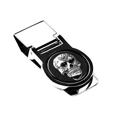 (Skull Money Clip)
