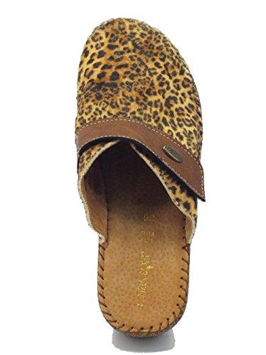 Cinzia Soft Women's IAC 5058 Beige Slippers Beige Beige Beige 64P37hYHP