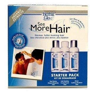 See More Hair Starter Pack-3 x 120 ml Brand: Herbal Glo