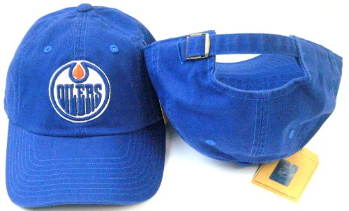 fan products of Edmonton Oilers NHL Hockey Cap American Needle Cotton Twill One Size