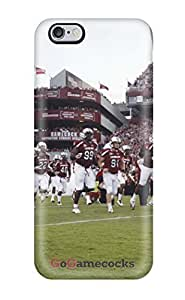 For Iphone 6 Plus Tpu Phone Case Cover(rugby Usc Football 2013 )