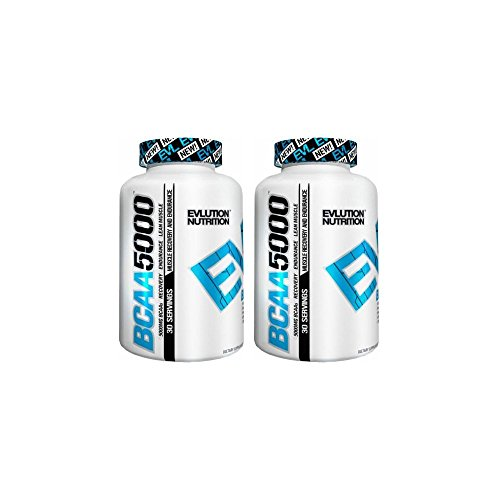 Evlution Nutrition BCAA 5000 240 Tab (2-Pack)
