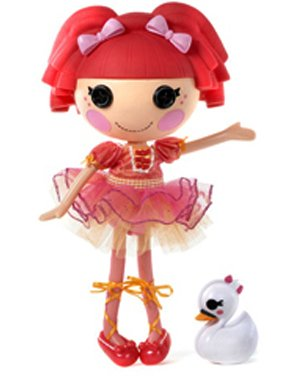 Lalaloopsy 3 Inch Mini Figure with Accessories Tippy - Set Lalaloopsy Kitchen