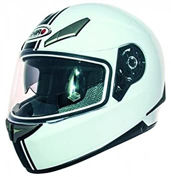 Shiro Casco Integral SH-715 Café Racer White (L/59)