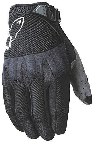 Rocket Black Mesh Glove Joe (Joe Rocket Men's Big Bang Glove (Black, Medium))