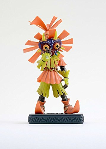 The Legend Of Zelda: Majora's Mask 3DS Limited Edition NEW, Link, Action Figure