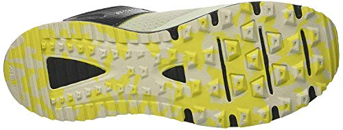 New Balance Women's Nitrel V2 FuelCore Trail Running Shoe Ocean air/Thunder/Limeade 5.5 B US by New Balance (Image #4)