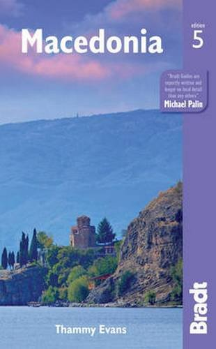 Macedonia (Bradt Travel Guide)