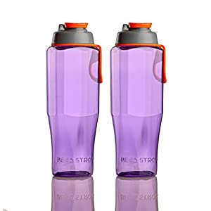 Chug 36oz. Water Bottle with Chug Cap (2-Pack)
