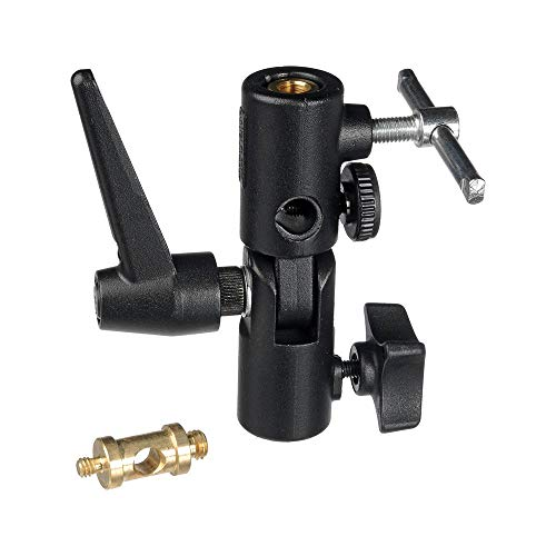 Manfrotto 026 Swivel Lite-Tite Umbrella Adapter (Renewed)