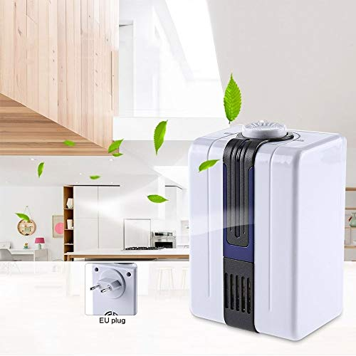 Humidifier Home Air Purifier Remove Formaldehyde Smoke Dust Negative Ion Purifier(AC110V US Plug Blue),Aroma diffuser…