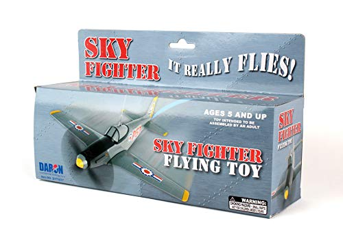 Daron Sky Fighter Flying Toy on a String by Daron (Image #1)