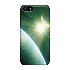 New Arrival CQx3719HZWX Premium Iphone 5/5s Cases(space)