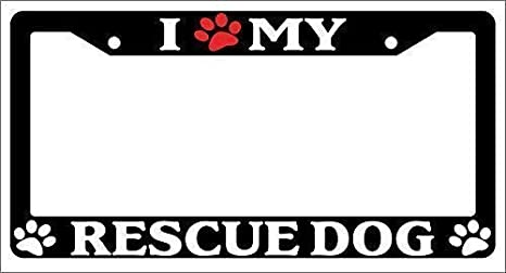 Lightning Tactical License Plate Frame Personality Label 12 x 6 inches for Women//Man