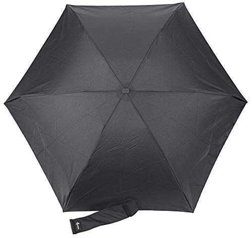 Vumos Small and Compact Travel Umbrella - Portable Mini Umbrella Perfect for Men, Women or Kids. Has Case to store in Pocket, Purse, Backpack or Car]()