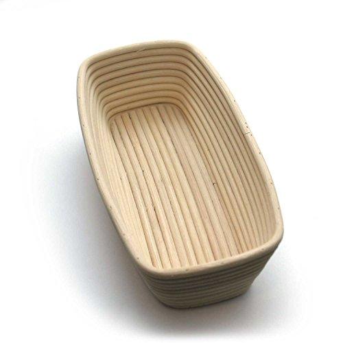 Oblong Proofing Basket (Rattan Banneton or Brotform)